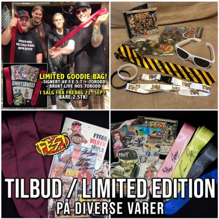 TILBUD / LIMITED EDITION